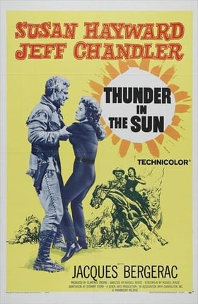 Thunder in the Sun