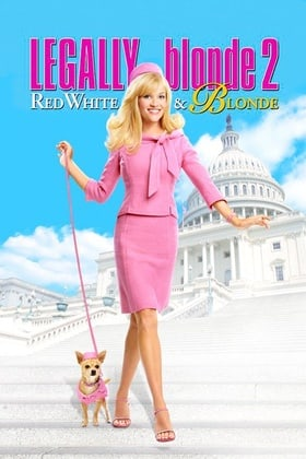 Legally Blonde 2: Red, White  Blonde