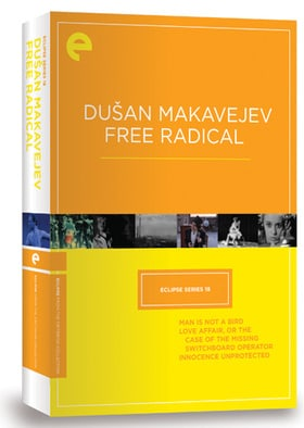 Eclipse Series 18 - Dusan Makavejev - Free Radical