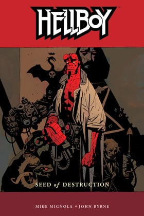 Hellboy, Vol. 1: Seed of Destruction