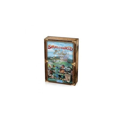 Small World Tales and Legends Expansion Board Game