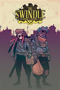 The Swindle: A Steampunk Cybercrime Caper