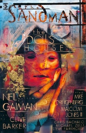 The Sandman: Doll's House (The Sandman Library, Vol. 2)