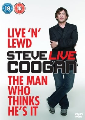 Steve Coogan: The Man Who Thinks He's It