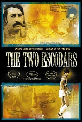 30 for 30 The Two Escobars