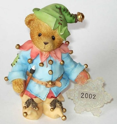Cherished Teddies: Ian -