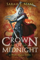 Crown of midnight: Throne of Glass 2