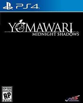 Yomawari Midnight Shadows-PlayStation 4