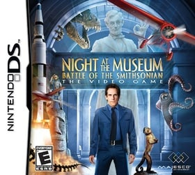 Night At Museum: Battle Of Smithsonian