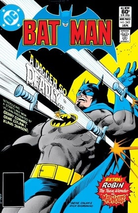 Batman No. 343