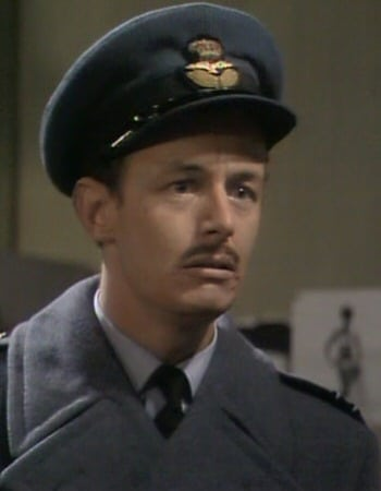 Flight Lieutenant Grant