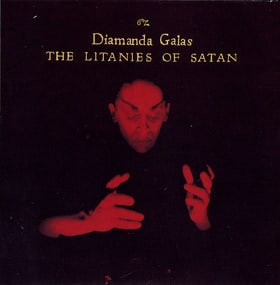 Litanies of Satan