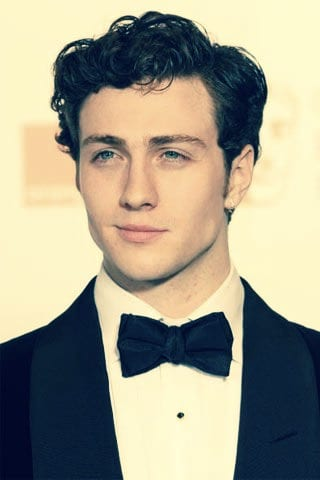 Aaron Taylor-Johnson as James Sirius Potter