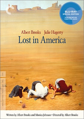 Lost in America (The Criterion Collection)