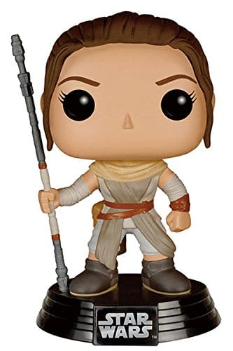 Star Wars Episode 7 Funko Pop - Rey