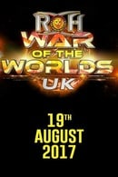 ROH/NJPW War of the Worlds UK 2017