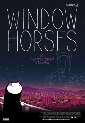 Window Horses – The Poetic Persian Epiphany of Rosie Ming