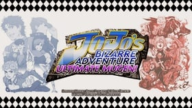 JoJo's Bizarre Adventure - Ultimate MUGEN HD