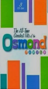 The All-Time Greatest Hits of the Osmond Family [BOX SET]
