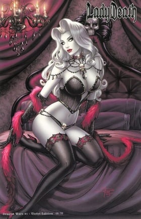 Lady Death: Dragon Wars