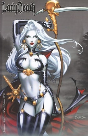 Lady Death: Judgement War