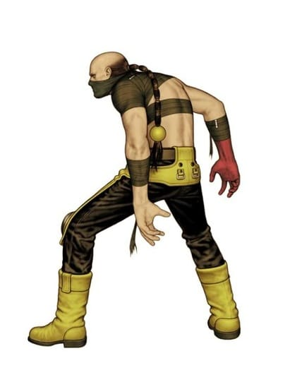 Lin (King of Fighters)
