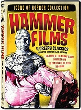 Icons of Horror: Hammer Films (2-disc) (The Curse of the Mummy's Tomb / The Two Faces of Dr. Jekyll