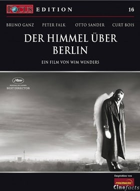 The Sky Above Berlin / Wings of Desire / Der Himmel uber Berlin / Nebo nad Berlinom by Wim Wenders