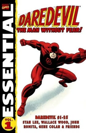 Essential Daredevil Volume 1 TPB: v. 1
