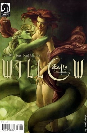 Buffy the Vampire Slayer: Willow (Jo Chen Cover)