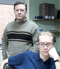 Ricky Gervais' and Stephen Merchant's Video Diary of the Making of Series Two of 'The Office'