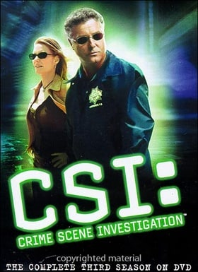 CSI: Crime Scene Investigation - Season 3