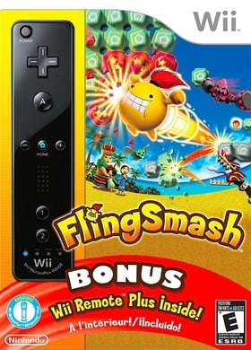 Fling Smash plus Wii Remote Plus