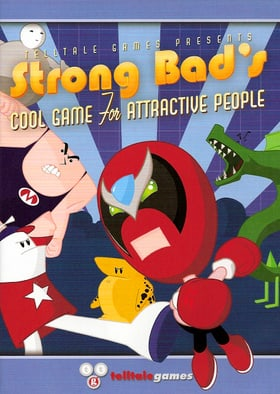 Strong Bad's Cool Game for Attractive People Collector's DVD