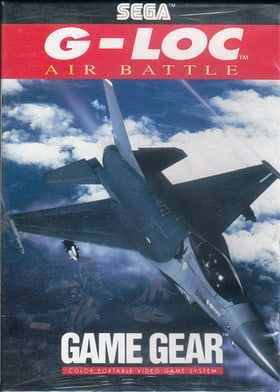 G-Loc Air Battle
