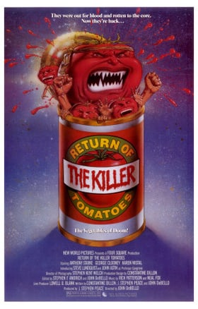 Return of the Killer Tomatoes!