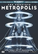 Metropolis (The Complete Cut)