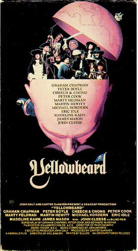 Yellowbeard [1983]