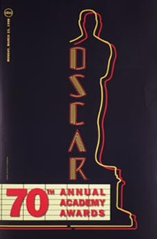 The 70th Annual Academy Awards