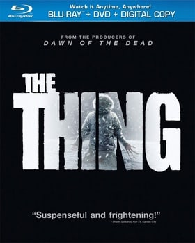 The Thing (2011) (Blu-ray + DVD + Digital Copy)