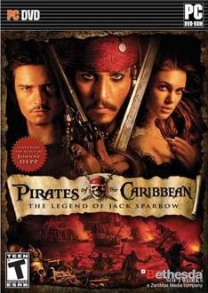 Pirates of the Caribbean: Legend of Jack Sparrow