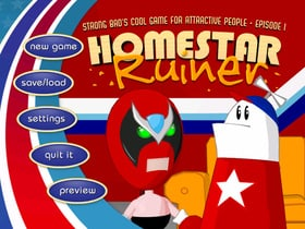 Strong Bad's Cool Game for Attractive People - Episode 1: Homestar Ruiner