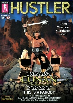 This Ain't Conan the Barbarian XXX