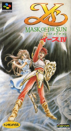 Ys IV: Mask of the Sun