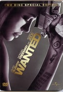 Wanted 2-Disc Special Edition Steelbook (R2/R3)