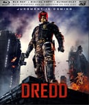 Dredd (Blu-ray + Digital Copy + UltraViolet)
