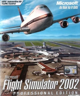 Microsoft Flight Simulator 2002