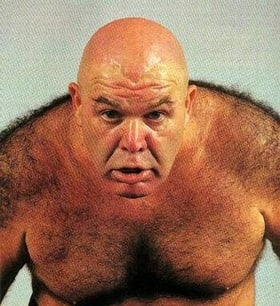 George 'The Animal' Steele