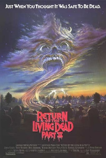 Return of the Living Dead II                                  (1988)