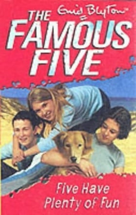 Five Have Plenty of Fun (Famous Five)